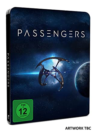 Passengers (Steelbook) [3D Blu-ray] [Limited Edition]
