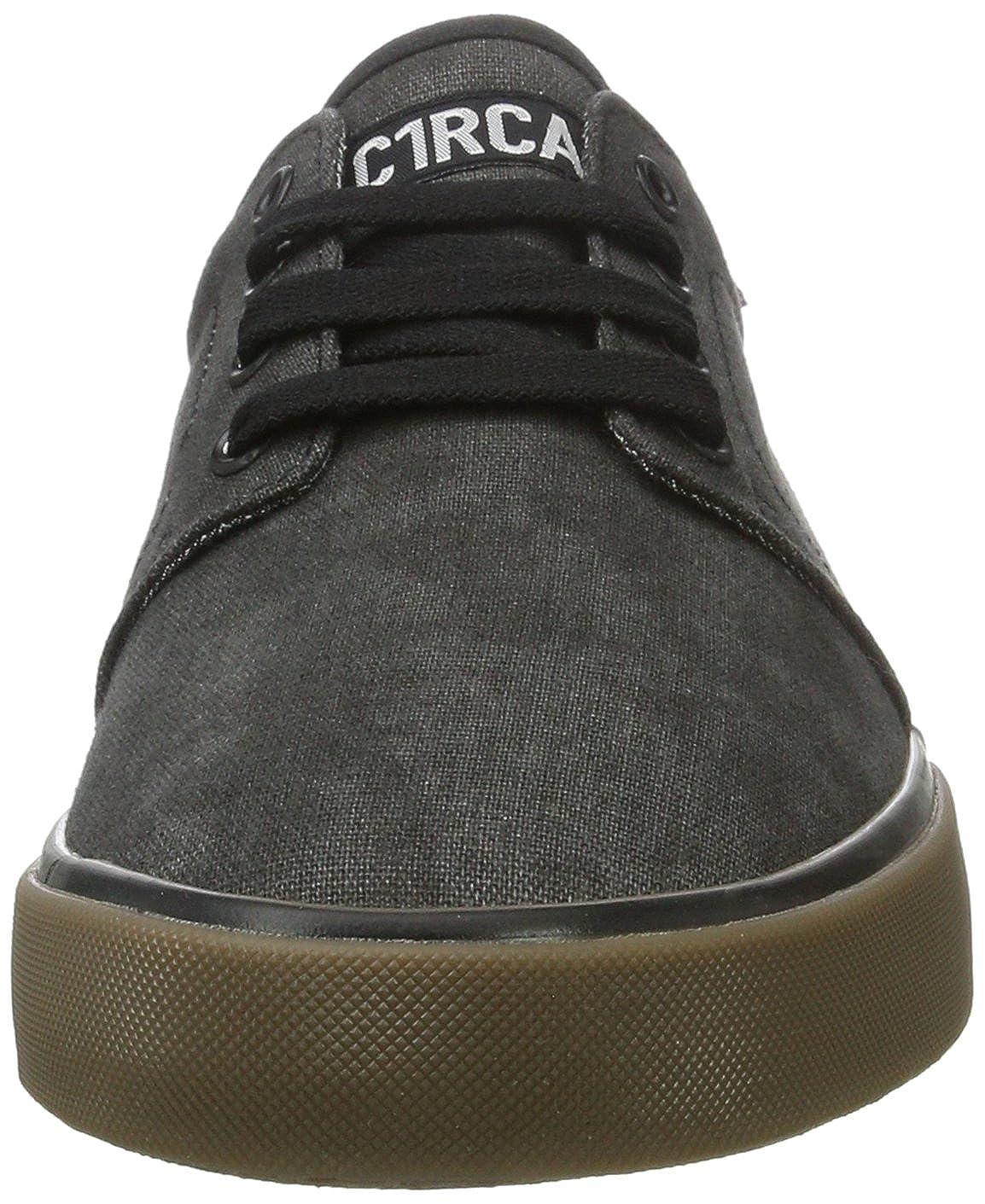 C1RCA Unisex-Erwachsene Drifter Grau Niedrig-Top Grau Drifter (Charcoal/Gum) 7cb3f6
