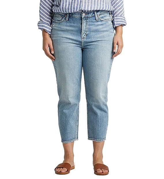 Amazon.com: Silver Jeans Co. - Pantalones vaqueros para ...