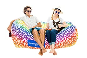 Chillbo Baggins 2.0 Best Inflatable Lounger Hammock