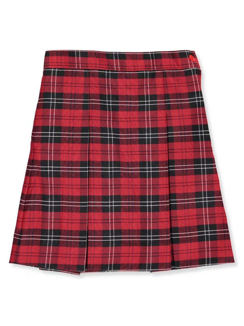 Rifle/Kaynee Big Girls' Box Pleated Skirt