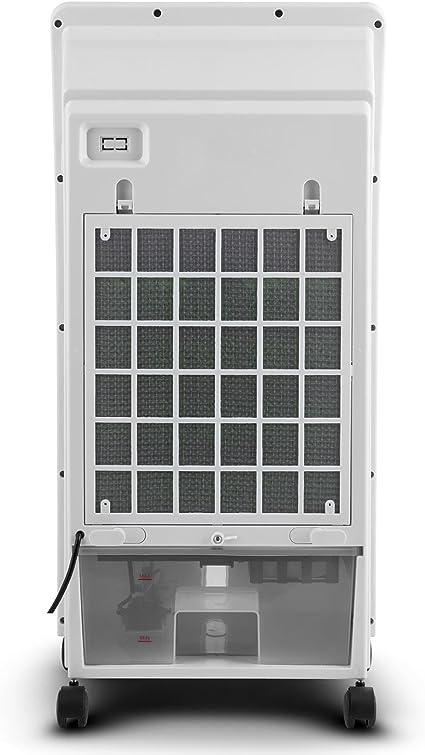 KLARSTEIN CTR-1 Climatizador 4 en 1 portátil 65W (Ventilador ...