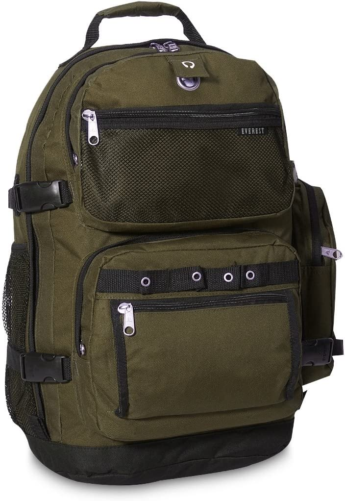 Everest Oversize Deluxe Backpack