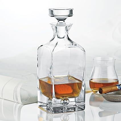 f488b74b71f5 Wine Enthusiast Lexington Whiskey Decanter