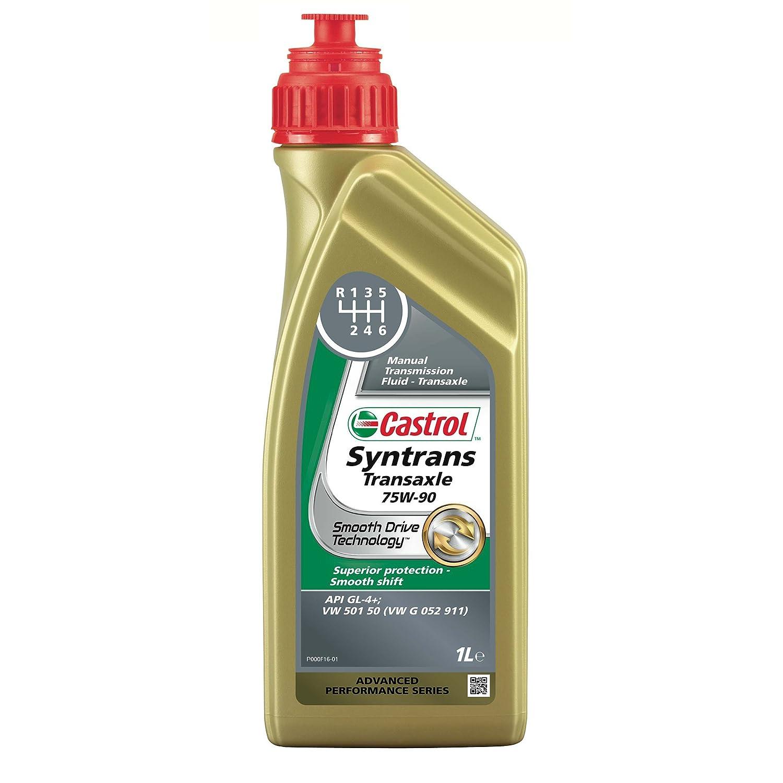 Castrol Syntrans Transaxle 75W-90 - Bottiglia 1 Litro Castrol Limited 1557BA