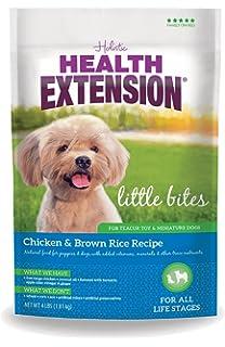Amazon Com Health Extension Little Bites Dog Dry Food 30 Pound