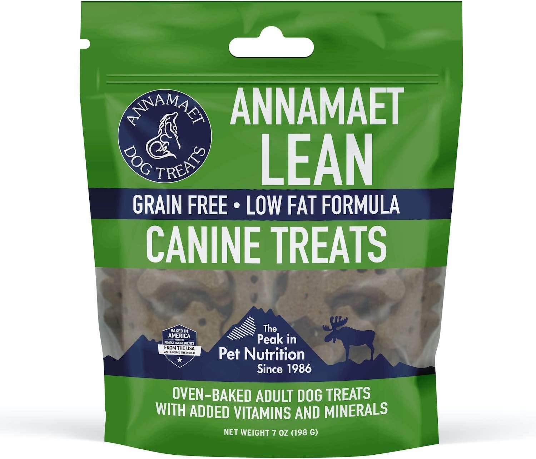Annamaet Grain-Free All-Natural Dog Treats