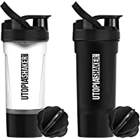Classic Protein Mixer Shaker Bottle - Botella