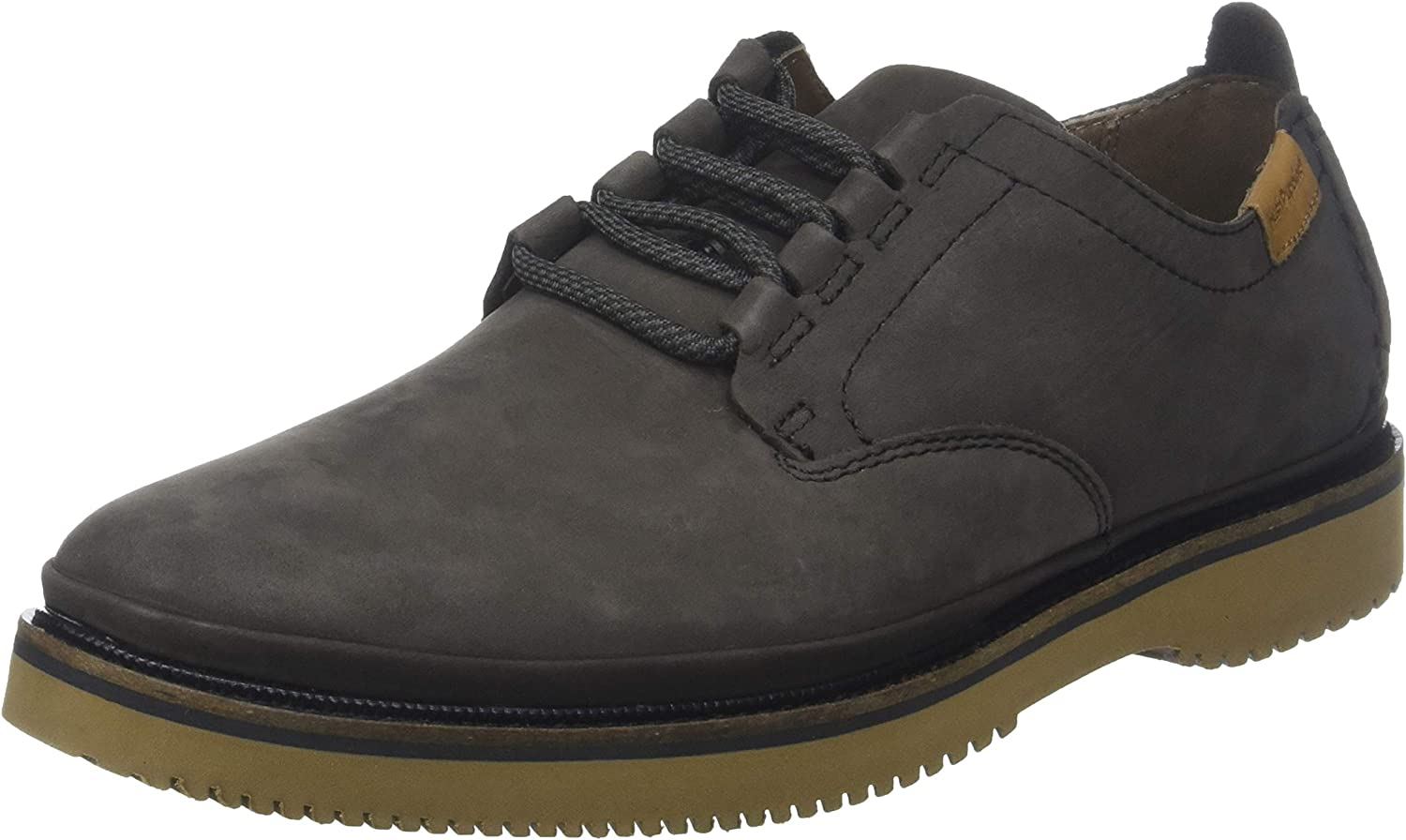 Hush Puppies Conv Oxford Be, Zapatos de Cordones Derby para Hombre