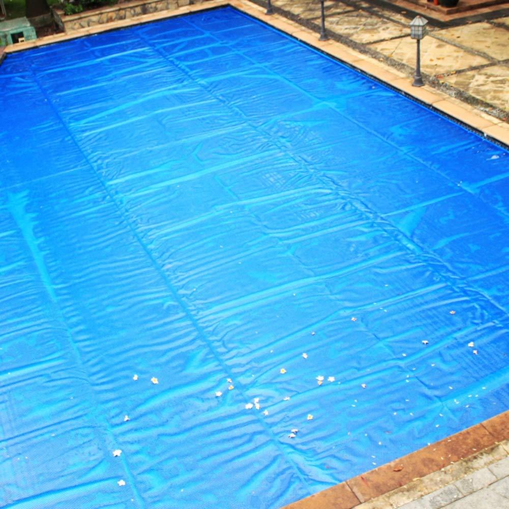 Amazon.com: Tarps Rectangle Swimming Pool Solar Blanket ...