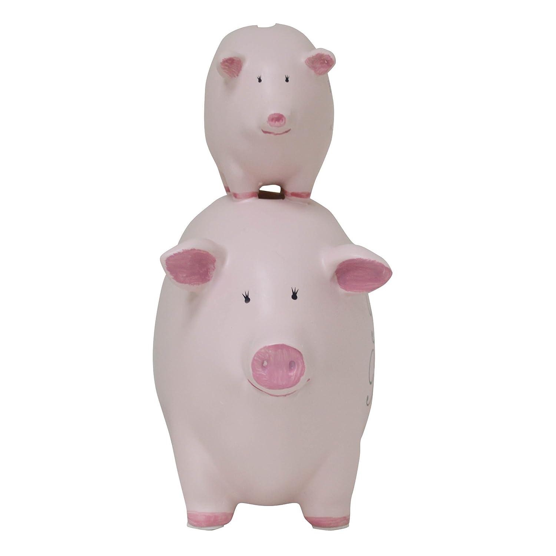 PIGY30/rosa New lui e lei Pink Pig salvadanaio