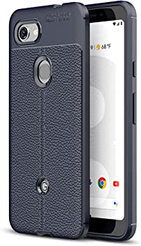 FanTing Funda para Google Pixel 3a, Suave TPU, Funda Suave y ...
