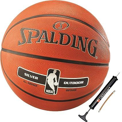 Spalding Baloncesto para niños & Adultos Exterior Street Ball ...