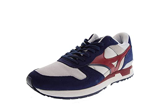 online store 9ff7b 6a14c MIZUNO 1906 Shoes Men Low Sneakers D1GA190862 Mizuno GV87 Size 40  Blue red White