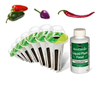 Miracle-Gro AeroGarden Chili Pepper Seed Pod Kit (s)