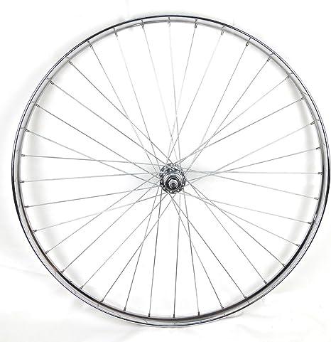 Rueda Trasera Westwood 28 x 1 ½ de Acero Cromado para Bicicleta ...