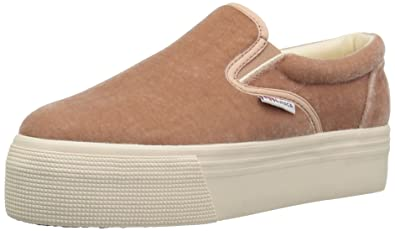 767a7c348447 Superga Women s 2314 Velvetjpw Fashion Sneaker Blush Velvet 37 EU 6.5 ...