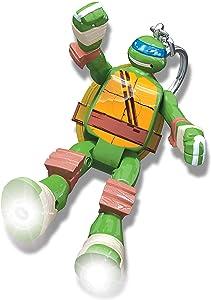 Teenage Mutant Ninja Turtles Key Light - Leonardo LED Keychain Flashlight