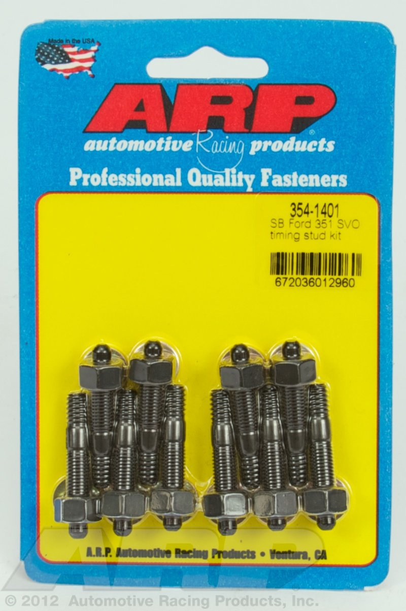 ARP (354-1401) Timing Cover Stud Kit