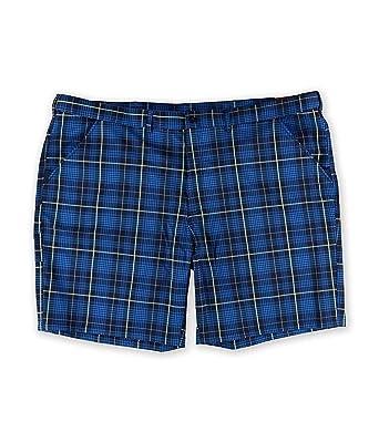 69f43ffddf6a Fila Mens Score Card Pocket Golf Athletic Workout Shorts Blue 56 Big - Big    Tall