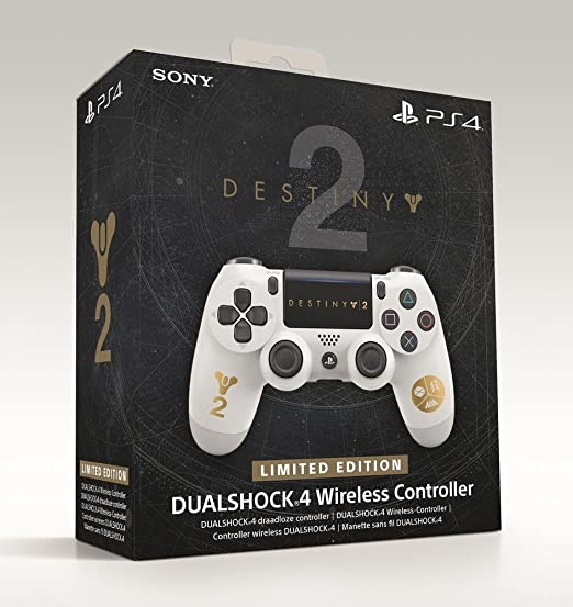 456 opinioni per PlayStation 4: Dualshock Destiny 2 Limited Edition V2 Classics