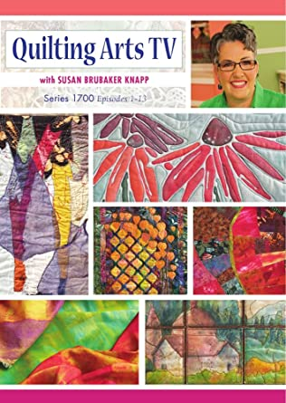 Amazon Quilting Arts Tv Series 1700 Susan Brubaker Knapp
