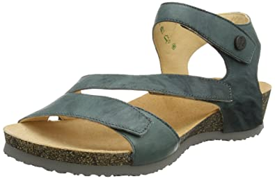 Womens Dumia_282370 Gladiator Sandals, Green, 7 UK Think