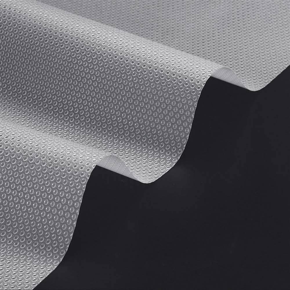 120 x 45 cm//47.24 x 17.7 inch abwaschbar und zuschneidbar Antirutschmatte Schublade zuschneidbar Transparent Zuschneidbar f/ür Unterlegmatte