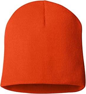 product image for Bayside Unisex USA Made 8.5 Inch Knit Beanie