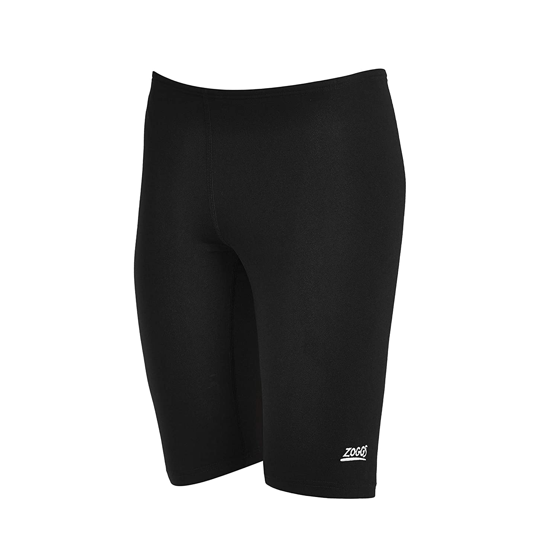 Zoggs 2017 Junior Ballina Nix Jammer Shorts Black 6272080