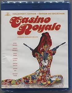 Casino Royale (1967) [Blu-ray]: Amazon.com.br: DVD e Blu-ray