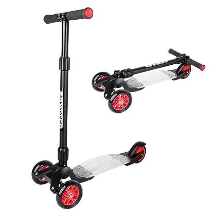 Baytter® Patinete, triciclo Patinete para niños a partir de ...