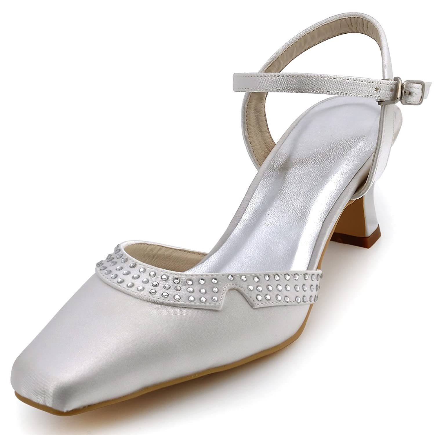Silver Ankle Strap Shoes Uk