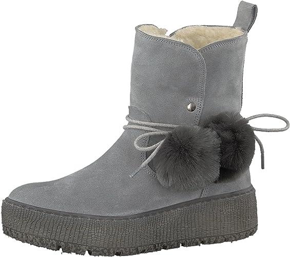 Tamaris 1 1 26972 39 Damen Stiefel, Stiefelette, Boot, Winterstiefel, Herbstschuh für die modebewusste Frau, funktionaler Reißverschluss
