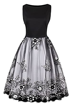 Elegante kleider 50er