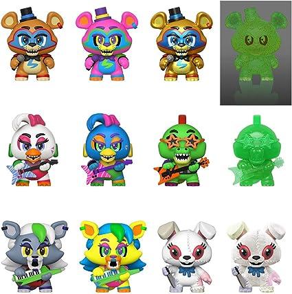 Funko- Mystery Minis : Five Nights At FreddyS Pizza Plex FNAF Figura Coleccionable, Multicolor (49688): Amazon.es: Juguetes y juegos