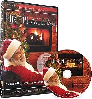 Amazon com: Christmas Fireplaces DVD - Includes Christmas