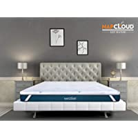 NapCloud SoftNap 2 Inches Gel Memory Foam Topper