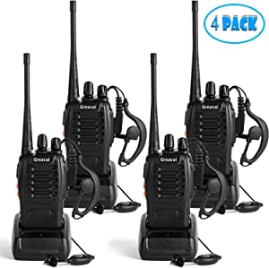 5 Best Emergency Walkie Talkie Reviews – Expert's Guide 5