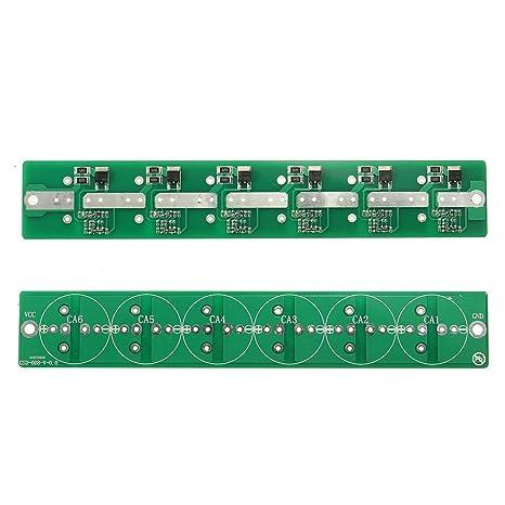 Amazon com: UTL New 6 String 2 7V 100F - 500F 100F 120F 220F