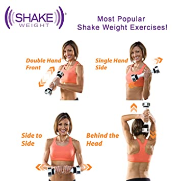 YTBLF Las Mujeres Shake Dumbbell Dynamic Inercia Fitness Transfer Lady Vibración Mancuerna Weight Loss Fitness Material: Amazon.es: Deportes y aire libre