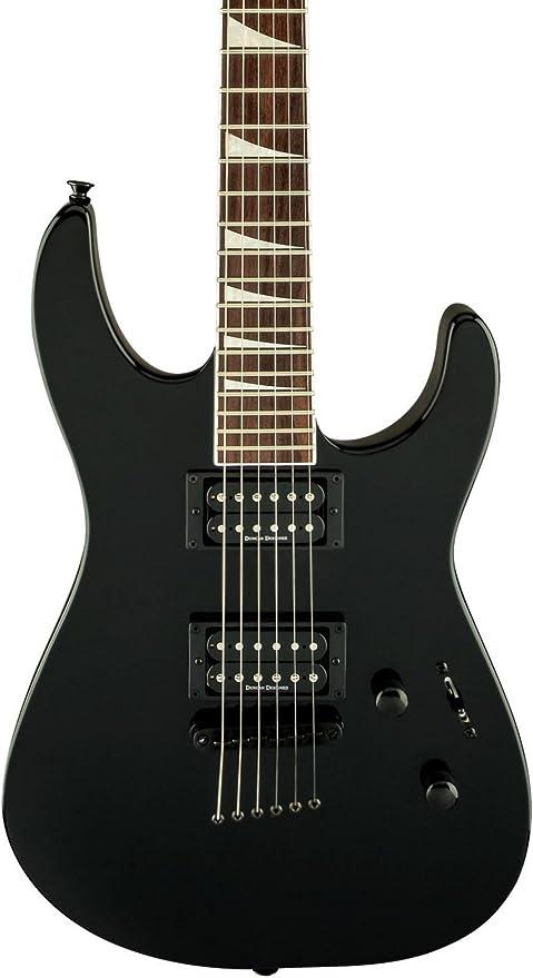 a27b3137d68 Amazon.com  Jackson SLXT X Series Soloist - Gloss Black  Musical ...