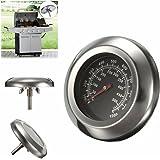 KING DO WAY Barbecue Termometro Sonda Temperatura Indicatore Forno 49mmX75mm