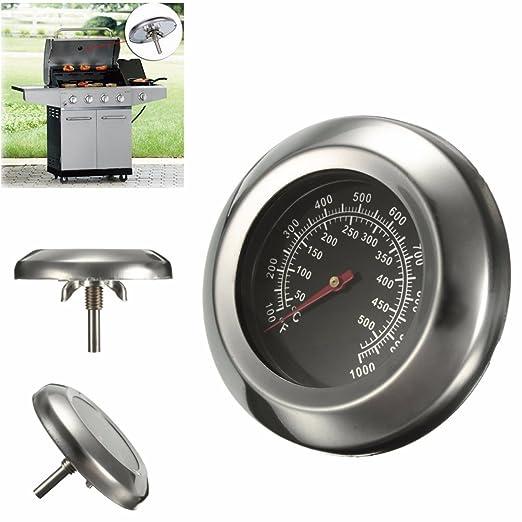 36 opinioni per KING DO WAY Barbecue Termometro Sonda Temperatura Indicatore Forno 49mmX75mm