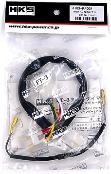 Amazon.com: HKS Turbo Timer Harness FT-3 for Subaru 02-06 WRX / 04-06 Sti:  Automotive | Hks Wiring Harness |  | Amazon.com