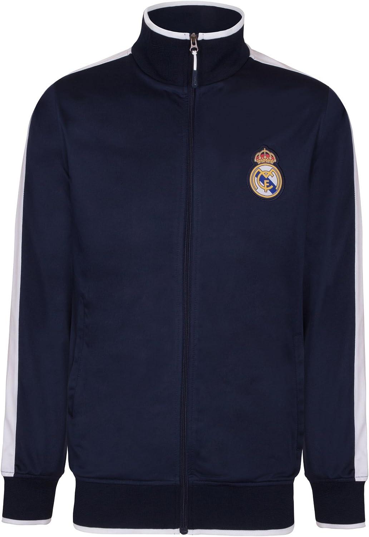 Real Madrid - Chaqueta de entrenamiento oficial - Para niño ...