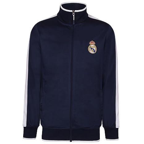 Real Madrid - Chaqueta de Entrenamiento Oficial - para ...