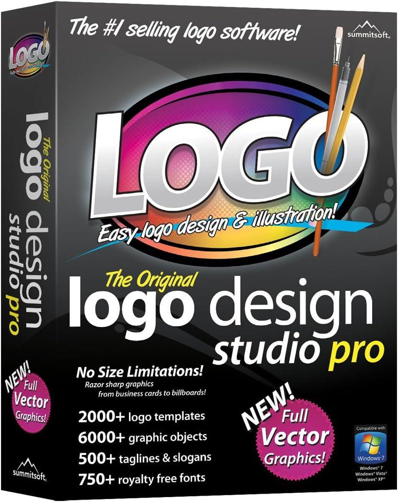 Amazon Com Summitsoft Logo Design Studio Pro Computers Accessories
