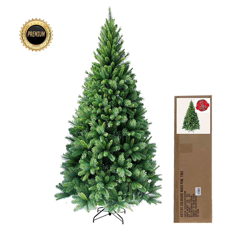 Elektrischer weihnachtsbaum klein