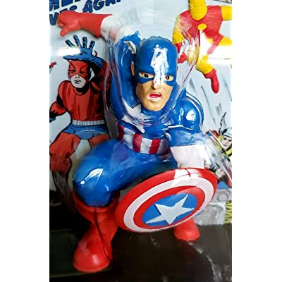 The Avengers 3D Comic Standee by LOOT Crate: Toys & Games